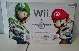 Nintendo Wii Mario Kart Edition, Awesome Condition!