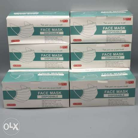 Disposable Face Mask Jeddah