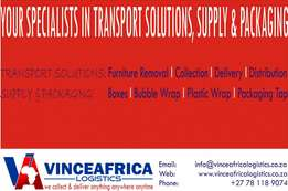 VinceAfrica Logistics