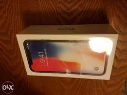 BRAND NEW iPhone X 64GB sealed factory unlock