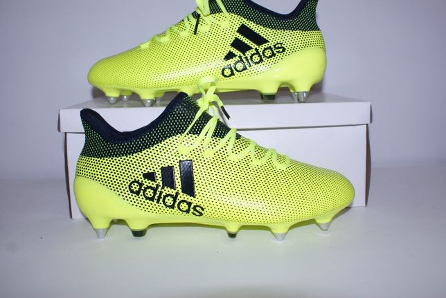 b98ecd26 buty piłkarskie adidas WKRĘTY ADIDAS X 17.1 SG Toruń - image 1