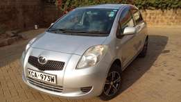 Asian Owned Toyota Vitz 1000cc 2007 model in Extremely Clean Condition
