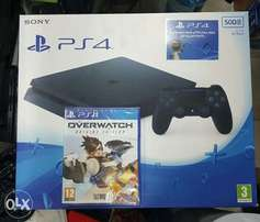Brand new ps4 console