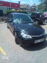 Fresh Import Metallic Black Subaru Impreza YoM2011 Kes940000