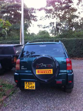 RAV4, 2000cc, petrol, automatic, very clean and fully loaded Ngara - image 5
