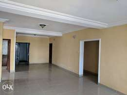 A newly built room and parlour fully furnished at Sangotedo Ajah