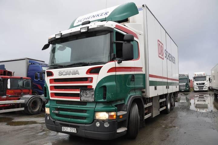 Scania R480 6x2 - 2008