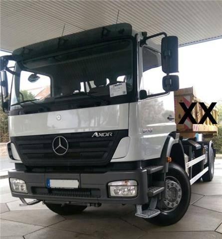 Mercedes-Benz Axor 1833K 4x2 Axor 1833 K/4x2 Abroller Meiller RK14.57 - 2008