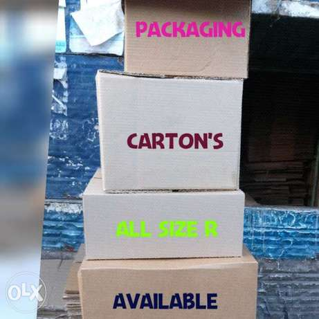 Packaging Cartons Industrial Area - image 1