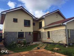 Stylish And Spacious 4-Bedroom House For Sale In Utawala