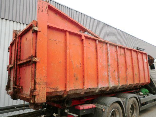 Andere Abrollcontainer 6.50 m