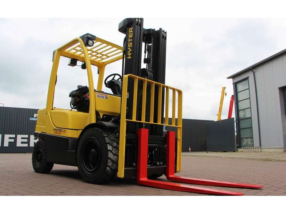Hyster H3.0FT - 2018 - image 7