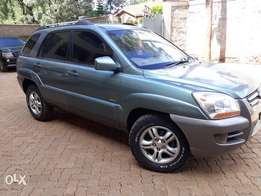 KIA Sportage for sale at KSH.1,000,000