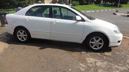 2007 model toyota corolla automatic 160iGSX used cars for sale in jhb