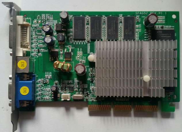 AGP Graphics card 256MB Ermelo - image 1