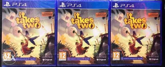 It Takes Two Ps4 (New!) With Ps5 Upgrade