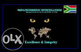 Jaco Snyman Private/Forensic Investigations