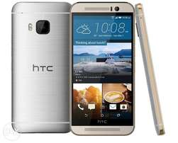 HTC One M9 20MP, 32GB, 26999ksh Gold/Silver .free 8gb mem or dotview