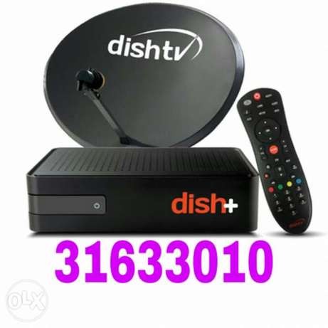 All Kinds of Satellites Dish Installation Service Available