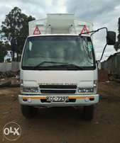 Quick sale! Mitsubishi Fuso KCC available at 5.8m asking price!