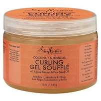 SheaMoisture's Coconut and Hibiscus Curling Gel Souffle