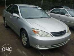 Toyota Camry 2.4 Silver