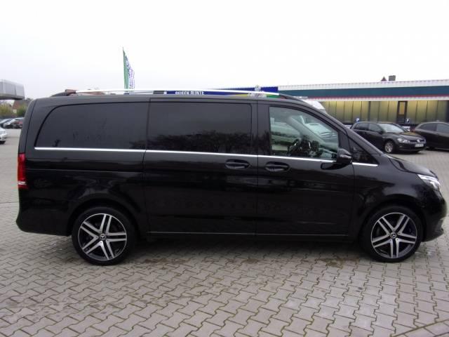 Mercedes-Benz V 220d  Edition, Leder, Comand, Distr., 360 Bluetooth Navi LED Vollleder Klima Einparkhilfe el. Fenster - 2018 - image 10