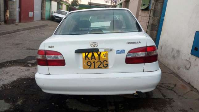 Toyota 111 for sale. One owner. Ziwani Kariokor - image 6