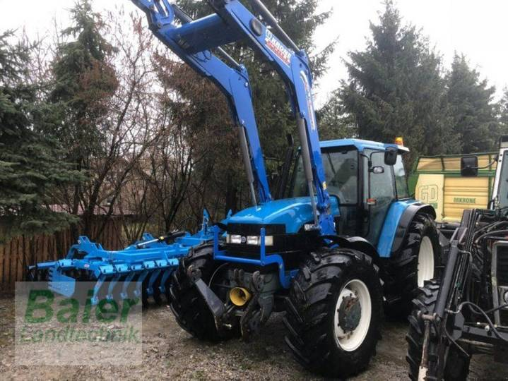 New Holland 8560 - 1998
