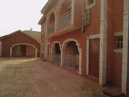 Spacious three bedroom flat (new house) at ait estate alagbado