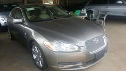 Jaguar xf model 2009