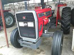 MF 260 Massey Ferguson Tractor,60 horse power,2Disc Plough,Weights