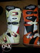 Offroad boots size 10