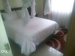 Fully furnshed and serviced 1 bedroom apartment to let in Kilimani