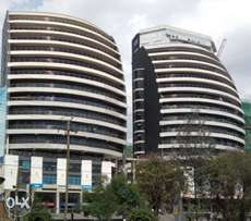 Westlands. The Mirage - Fully Partitioned Executive Office To Let