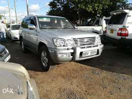 Toyota Cygnus 2006 Model In Immaculate Condition