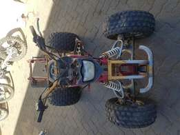 Yamaha Blaster 200 Spares only.