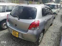 2008 Toyota vitz like passo Honda Fit Nissan note March ist 2010