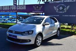 2015 Volkswagen Polo 1.6 comfortline TIP in good condition
