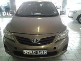 2009 Toyota Corolla 1.8 for sale R185 000