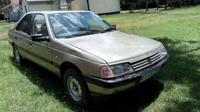 Great condition Peugeot 405. Eldoret North - image 1