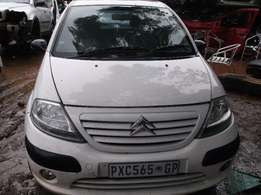 Citroen C3 1.4 HDI stripped for used spares