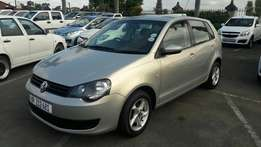 A Price dropped 2012 Volkswagen 1.4 Polo Trendline with only 113000km!
