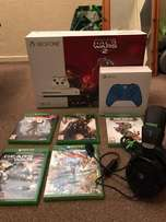 For sale is 1TB XBOX ONE 'S BUNDLE new in box