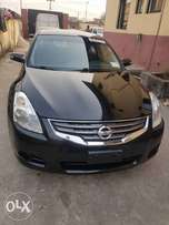 Sales of Nissan Altima