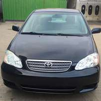 Toyota corolla 2004(foreign used)