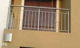 We manufacture stainless steel balustrade and installation