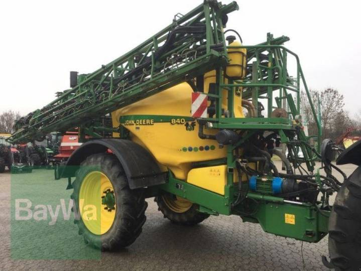 John Deere 840 Tf Twin Fluid - 2004 - image 2