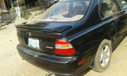 Honda accord 1994 registered