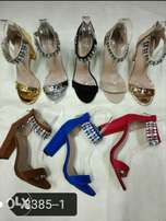 Quality female shoes, sandals and slippers